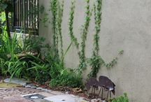 Kierrätystä puutarhassa - reuse in a garden