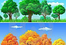 eko-ROK-roč obd, čas, deň-noc