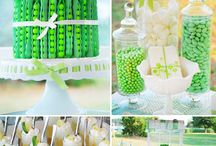 Pea In A Pod Baby Shower / Pea In A Pod Baby Shower Ideas - decorations, food ideas, supplies and more!