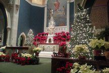 Boże Narodzenie kościół