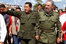 Los mejores momentos de Fidel y Hugo / La amistad entre los líderes revolucionarios Fidel Castro y Hugo Chávez traspasó los límites geográficos y políticos, fue una relación basada en el respeto y admiración mutua. Su legado aún resuena en los corazones de sus pueblos.