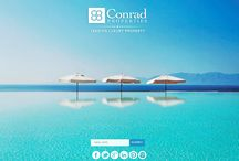 Tropical Travel Lifestyle / Fantastic photos of dream destinations, paradise properties and amazing design!  Visit: www.conradproperties.asia