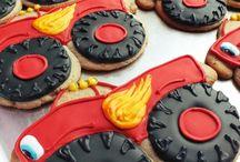 Blaze party ideas