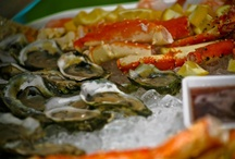 Seafood Love | B&M Catering / B&M Catering offers full service catering and bar services all across New England.  From Cape Cod to Worcester and Newport to New Hampshire, we offer customized menus for every type of event.  - Weddings, Reunions, Graduations, Corporate, Bar Mitzvah, Showers, Rehearsal Dinner, Tailgating and so much more.