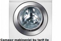 çamaşır makinası temizliği