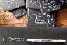 Gift Wrapping/Envoltorio Regalos