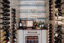 Wine Storage & Bars