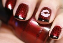 Valentines Day Nail's / by Kesha Wiederhold