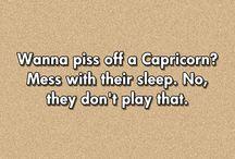 Capricorn <3