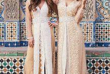 marokkanisches Kleid