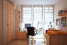 Small bedroom/space saving designs for kids / by I'vana