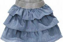 юбки и платья