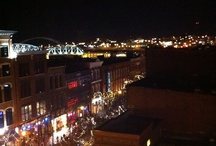 Nashville, the city my heart got lost in. / by Brandi Kay Coulter