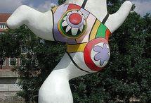 Outstanding Outdoor Sculpture