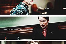 Hannigram Love / A board dedicated to shipping Hannibal and Will