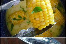 corn on cab