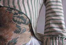 18th century: Striped