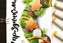 adventny veniec#Merry Christmas
