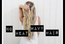 Hiukset / hair