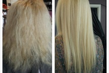 Brazilian Blowout #Before&After