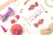 kirei crate - cute japaense jewelry & accessories / kirei crate is bringing the cutest japanese jewelry and accessories straight from japan to your door    #kireicrate