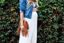 Pregnant Fashion Summer