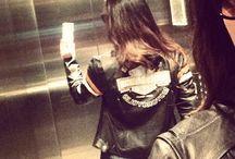 Harley Davidson Girl / Welcome to my new obsession! Harley Davidson, Girls on Harley's, my bike   / by Recia Kiser
