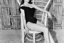 ББ, серия фото до 1956