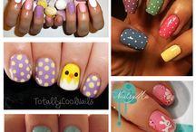nail ideas / by Shauntel Mark