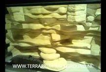 Výroba pozadí v teráriách. / Je to o tvorbe pozadí v rôznych druhoch terárií.