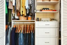 Organize Me! / Tips for home organization!