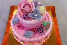 order made cake (for women) / cute cakes for girls!
