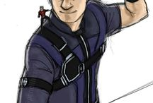 Avengers / #Natasha #Clint #Barton #Romanoff #BlackWidow #Hawkeye #Hulk #Vision #ScarletWitch #Wanda #Quicksilver #Pietro #Twins #BlackPanther #Marvel #FanGirl #;3