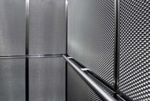 Durable Elevator Cab Interiors / My new elevator inspiration board for durable elevator cab interiors is up on Pinterest. See the best design solutions, material surfaces and celebrated works from industry leading manufacturers.