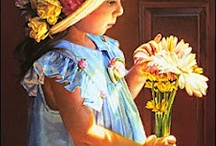 Always Bring Me Flowers / There is something so very special about receiving flowers~~~ / by Kevin Cavanaugh-Tucker