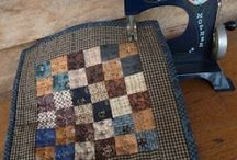 Doll Quilts Ideas...