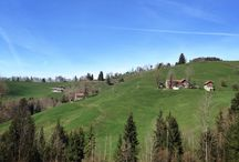 Appenzell II / Appenzell, Schweiz, Alps, mountains, Switzerland, travel, explore,