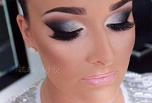 Ballroom dancing makeup and hairstyles