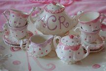 Tea Sets/cups