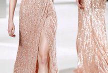 Vackra kläder / Till allt som glittrar.