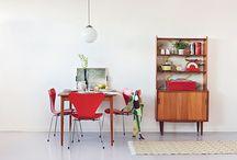 Retro / Retro - Scandinavian interior design