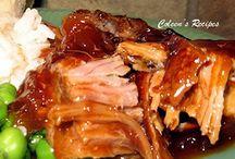 Pork dinners