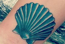 shell tattoo