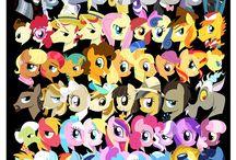 * my little pony *