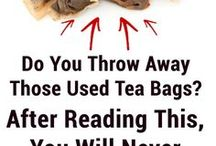 uses of teabags