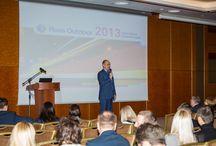 Конференция Russ Outdoor 2013 / В ноябре 2013 года Russ Outdoor провел традиционную конференцию, в ходе которой эксперты компании подвели итоги развития рынка в 2013 году и представили свои прогнозы развития индустрии.