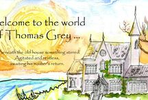 MY BOOK :) / Thomas Grey & The Lost City, coming 30th June 2015