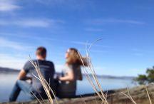 SEA / view blue sea blue sky and me