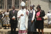 Sr. Neville Christine's Perpetual Profession in Cameroon /