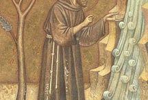 św. Franciszek sancte Francesco